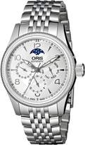 Oris Men's 58276784061MB Big Crown Analog Display Swiss Automatic Watch