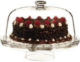 Luigi Bormioli Parma 4-in-1 Footed Cake Plate Dome