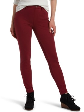 Hue High-Waist Denim-Look Leggings