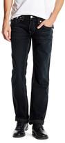 True Religion Basic Straight Leg Jean