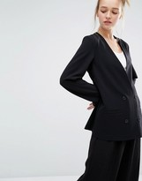 Monki Tailored Double Breasted Blazer