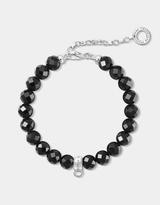 Thomas Sabo Charm Club Obsidian Clasp Bracelet