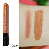 Remeehi 38 Colors Waterproof Long Lasting Velvet Matte Lip Gloss Cosmetic Lipstick 24#