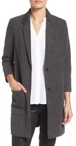 Gibson Two Pocket Knit Notch Collar Coat
