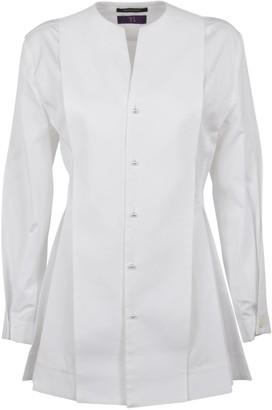 Y's Ys Long Folded Shirt