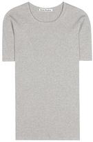 Acne Studios Calypsa Ribbed Cotton Top