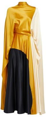 Roksanda Silk Andromeda Gown