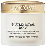 Lancôme Nutrix Royal Body Intense Lipid Repair Cream