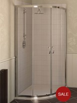 Aqualux Aqua 4 Quadrant Shower Enclosure