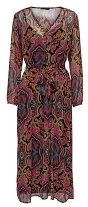Dorothy Perkins Womens **Only Navy And Pink Paisley Print Dress