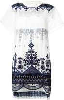 Sacai Tribal Lace dress