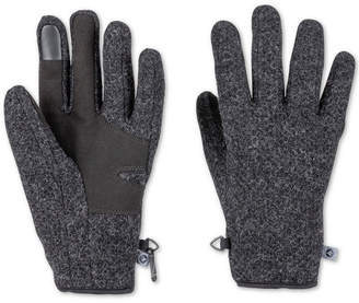 Marmot Men Bekman Charcoal Heather Gloves