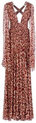 Maria Lucia Hohan Eilir Leopard-Print Gown