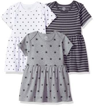 Amazon Essentials Baby Girls 3-Pack Dress