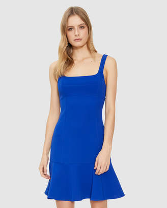 Cooper St Mila Fitted Mini Dress
