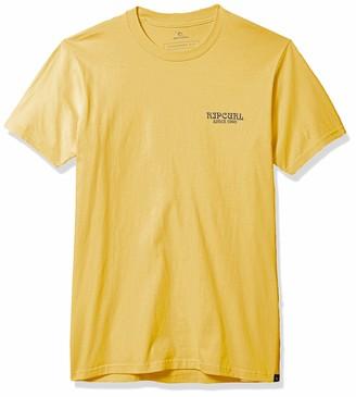 Rip Curl Men's Outside Premium Tee Shirt
