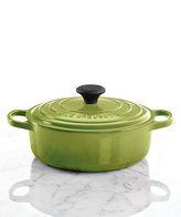 Le Creuset Classic 3.5 Qt. Wide Round French Oven