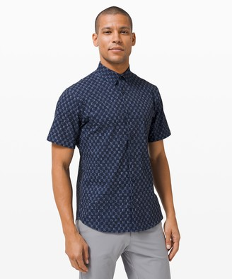 Lululemon Airing Easy Short Sleeve Shirt