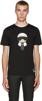 Fendi Black Karlito T-Shirt