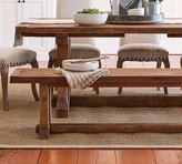 Pottery Barn Stafford Reclaimed Wood Dining Bench
