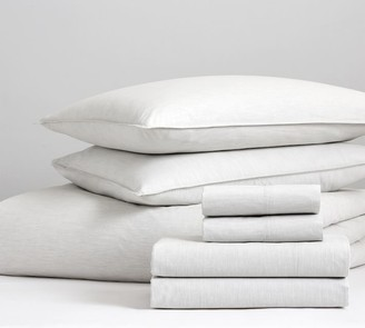 Pottery Barn Spencer Washed Organic Cotton Bedding Set
