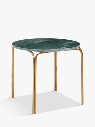 John Lewis & Partners Azra Marble Side Table