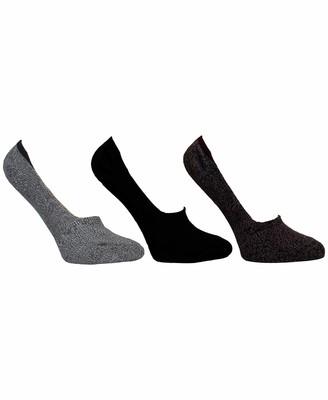 Steve Madden Legwear Women's 3PK Super Soft Liner SM45165