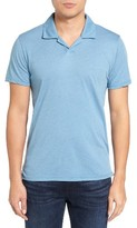Velvet by Graham & Spencer Men's Jacobi Jersey Polo