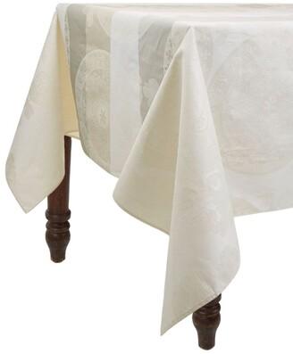 Le Jacquard Français Le Jacquard Francais Fleurs Gourmandes Tablecloth(175cm x 175cm)