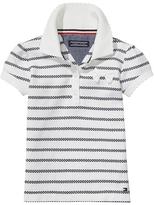 Tommy Hilfiger Final Sale-Th Kids Stripe Polo