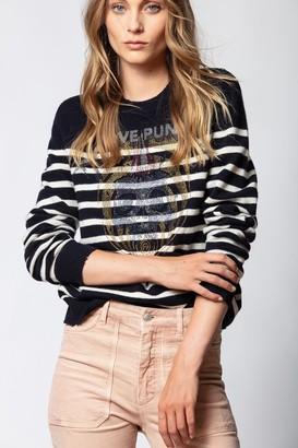 Zadig & Voltaire Jeremia MW Punk Sweater