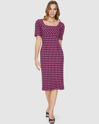 Cooper St Madison Fitted Dress