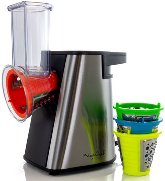 Mega Chef MegaChef Stainless Steel Salad Shredder, Slicerand Chopper