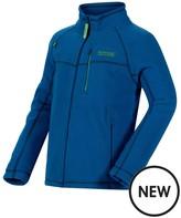 Regatta Boys Marlin V Fz Fleece Jacket