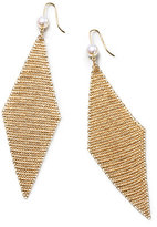 Elsa Peretti®  Mesh earrings