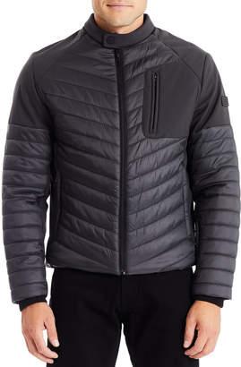 Tumi Men's Hybrid Soft-Shell Jacket