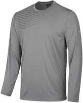 Greg Norman For Tasso Elba Men's Long-Sleeve Striped T-Shirt, Created for Macy's