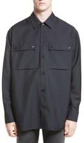 Acne Studios Men's Houston Double Pocket Shirt
