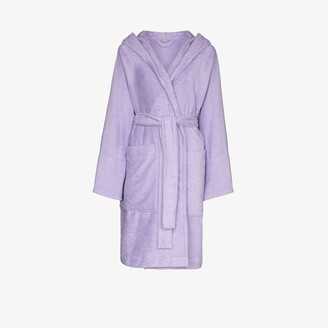 Tekla Organic Terry Cotton Robe