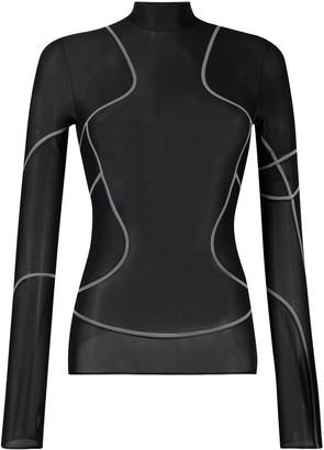 Alyx Tron mesh top