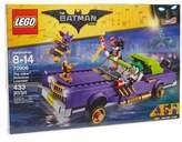 Lego Boy's The Batman Movie(TM) The Joker(TM) Notorious Lowrider - 70906