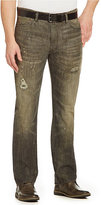 Polo Ralph Lauren Big & Tall Straight-Fit Vernon Grey Wash Jeans