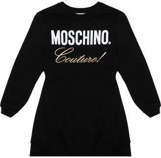 Moschino Couture Sweatshirt Dress