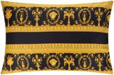 Versace Barocco & Robe King Size Pillowcase Pair - Gold/Black