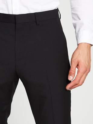 Very Slim Suit Trouser - Black