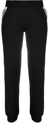 Moschino Logo-Pockets Lounge Pants