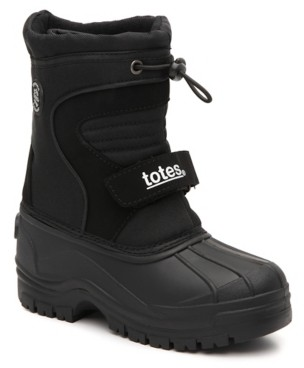 totes Connor Snow Boot - Kids'