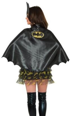 Batman Cape Batgirl