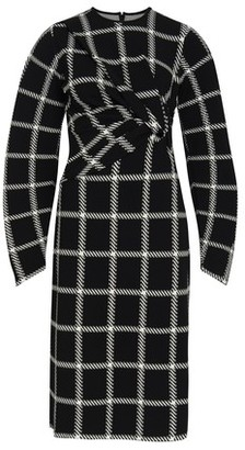 Stella McCartney Lumberjack detail dress