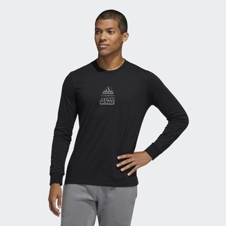 adidas Star Wars Long Sleeve Tee